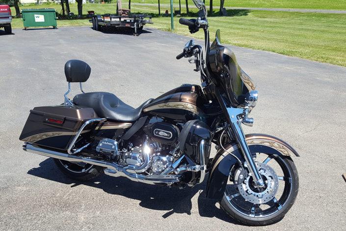 Harley detailing, motorcycle detailing