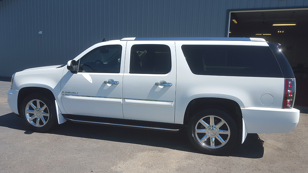 GMC detailing by Diamond Detailing