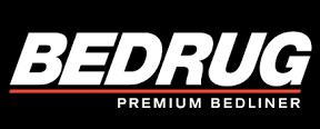Bedrug premium bedliner logo, bed mats, bed liners, tailgate mats, cargo mats