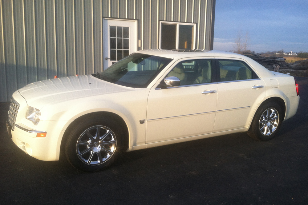 Chrysler detailing