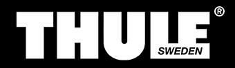 Thule logo, roof racks, cargo box